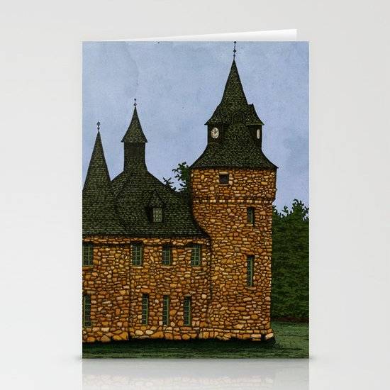 Jethro's Castle Stationery Cards