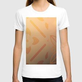 Burnt orange T-shirt