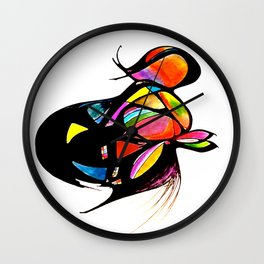 Motherlove Wall Clock