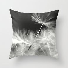 The Dance begins Throw Pillow