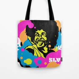 Soul Activism :: Sly Stone Tote Bag