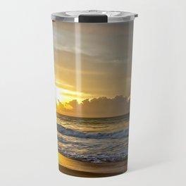 Sunrise over Sri Lanka Travel Mug