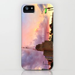 This is Phoenix. #DTPHX iPhone Case