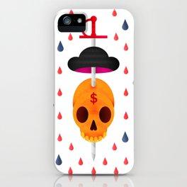 Bull's revenge iPhone Case