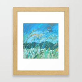 Witnessing Beauty 4 Framed Art Print