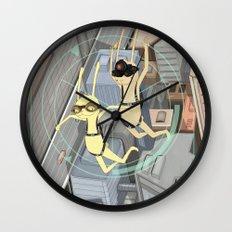 TRIZ Extended [collap w Sweet Aleksandra] Wall Clock