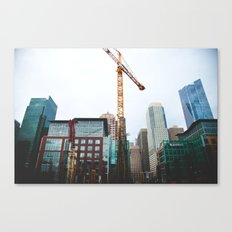 To fix is to create.  Canvas Print