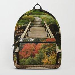 Bridge to Happiness, Autumn Backpack