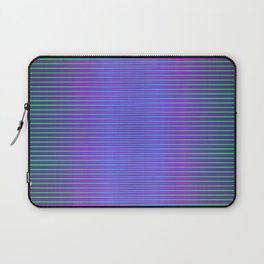 Neon Striping Version 3 Laptop Sleeve