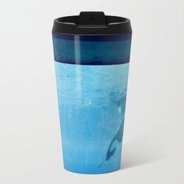 Orca Of The Ocean Travel Mug