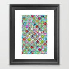 Summer's Blanket Framed Art Print