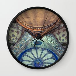 City of the World's Desire Wall Clock