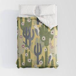 Cactus Wrens Comforters