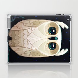 Starla the Owl Laptop & iPad Skin