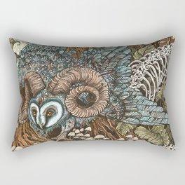 Bone Picker Rectangular Pillow