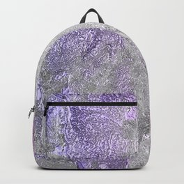 Marble pattern Backpack