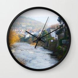 River Dee Wall Clock