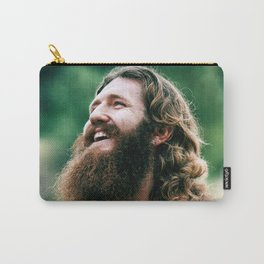 Bear :: Oh how we used to laugh Carry-All Pouch