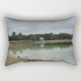 Afternoon in Ft.Lauderdale Rectangular Pillow