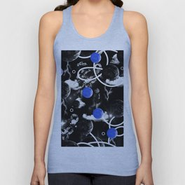 Finally abailable! . Galaxie print for your fashion mood. Unisex Tank Top
