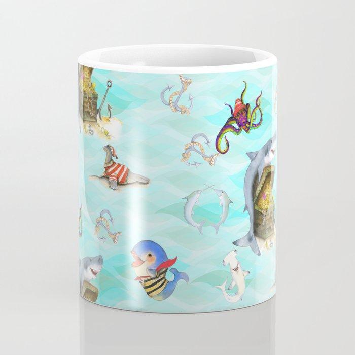 Shark's Treasure Coffee Mug