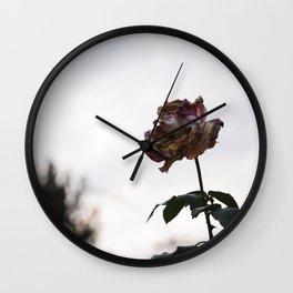 Dead Love Wall Clock