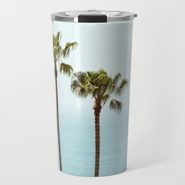 Morning in Laguna Beach Travel Mug