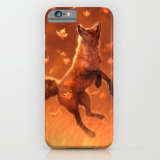 Jump Into Fall iPhone 6s Slim Case