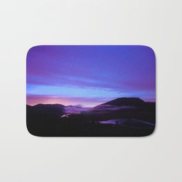 Valley Sunset Bath Mat