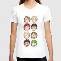 talking heads T-shirts featuring Heads by gabitozati