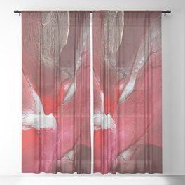 Willow Sheer Curtain