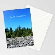 Olympic National Park landscape photography.  Stationery Cards