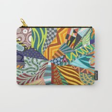 Pattern Explosion Carry-All Pouch