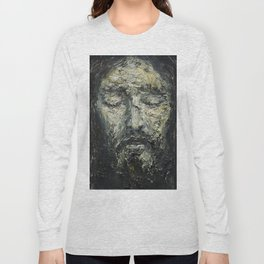 Holy Face of Our Lord Jesus Christ Long Sleeve T-shirt