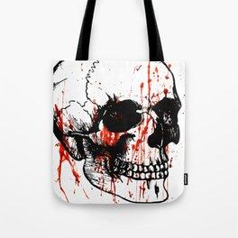 Skull | Skull head | Human skull | Skull love | Goth aesthetic | Bones | Skull decor | Skull design Tote Bag