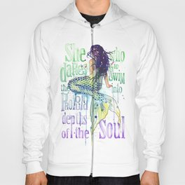 Mermaid : Profound Depths Hoody