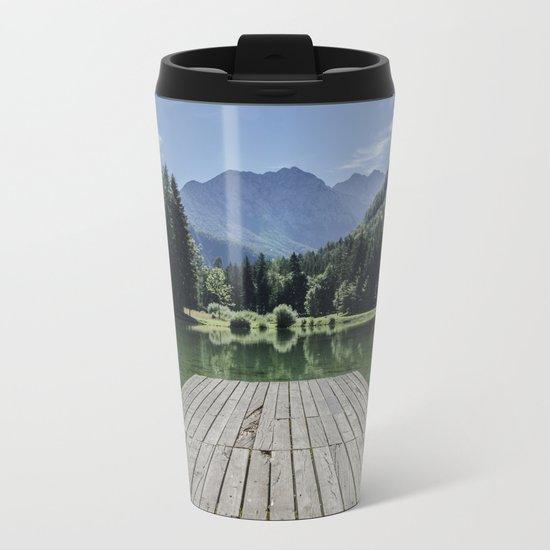 Mountain Masterpiece Metal Travel Mug