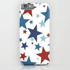 Stars - Red, White and Blue iPhone 6s Slim Case