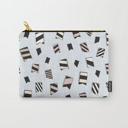 Badges Carry-All Pouch