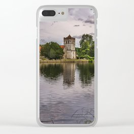 The River Thames At Bisham Clear iPhone Case