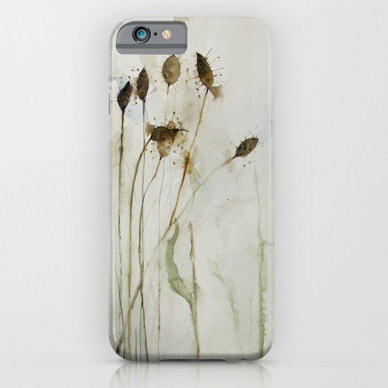 beautiful weeds iPhone & iPod Case