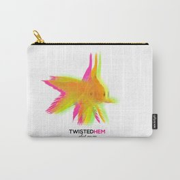 Twisted Hem Merchandise Carry-All Pouch