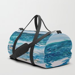 Cabo Beach Mexico Watercolor #1 Duffle Bag