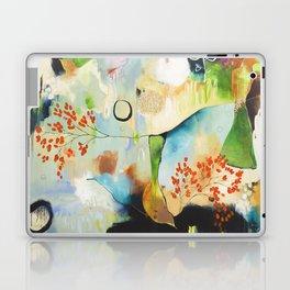 """Rainwash"" Original Painting by Flora Bowley Laptop & iPad Skin"