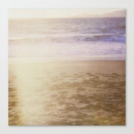 Baker Beach, San Francisco 7 Canvas Print