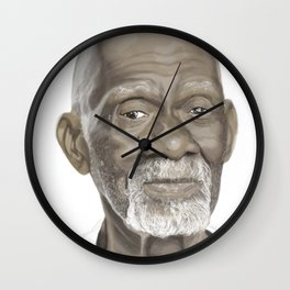 Dr Sebi The Cure Wall Clock