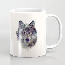 Wolf // Persevere  Coffee Mug