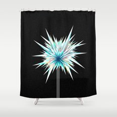 STATIC Shower Curtain
