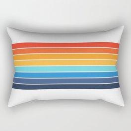 Vintage T-shirt No12 Rectangular Pillow