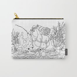 Beetle Carrier Carry-All Pouch